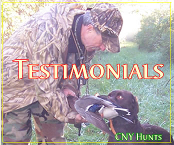 Awesome adventure packages available at CNY Hunts